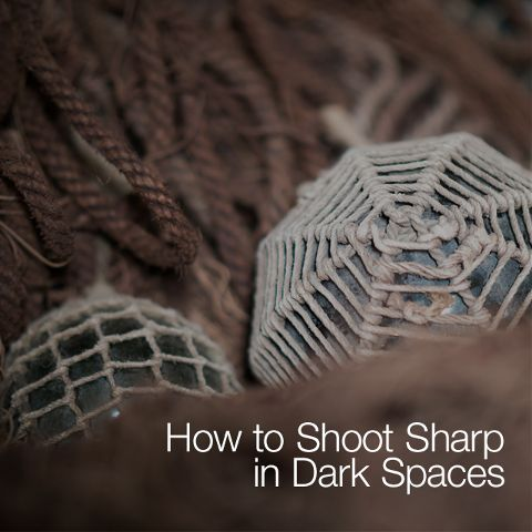 how to take photos in darkness