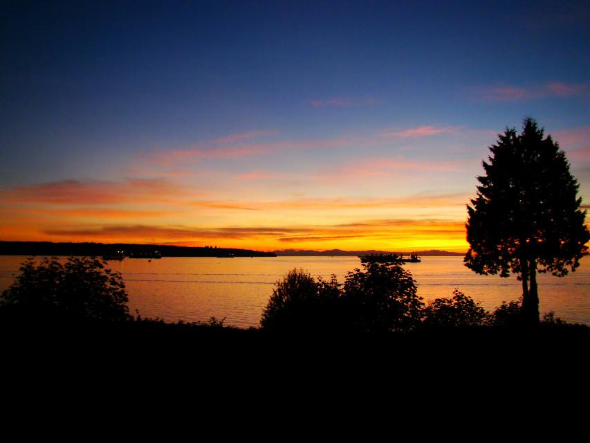 #warm  #sunset
