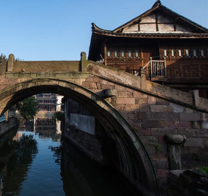 #ancient town #China