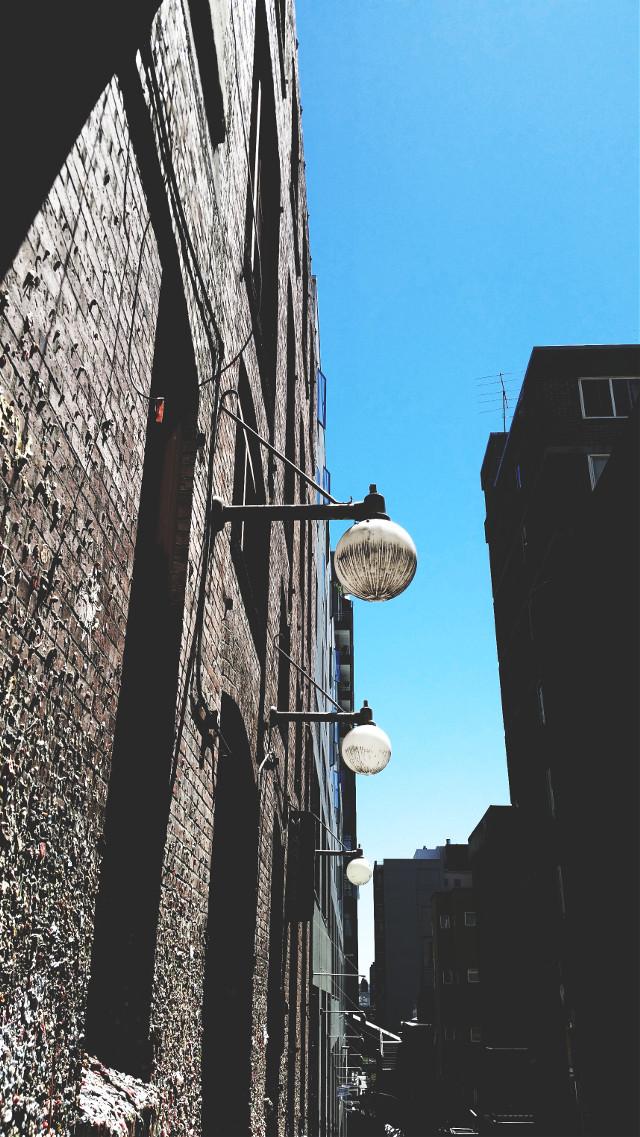Alleyways, Highways, Bi-Ways #colorsplash #photography #travel #quotesandsayings #vintage #life #love