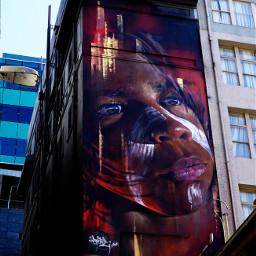 hoiserlane melbourne streetart streetphotography colorful