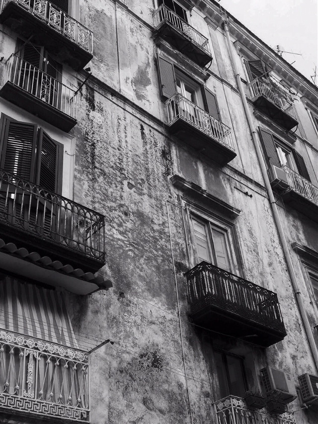 """""""When I am with you, we stay up all night. When you're not here, I can't go to sleep. Praise God for those two insomnias! And the difference between them.  ~Rumi  #highcontrast #interesting #travel #old #italy #windows #blackandwhite"""
