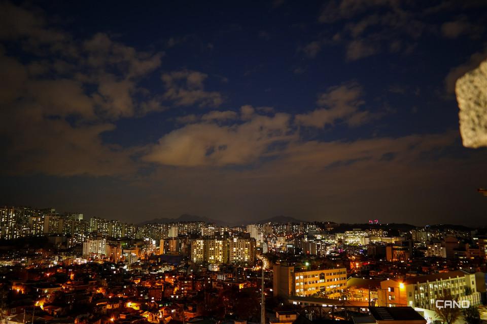 #night #seoul #korea