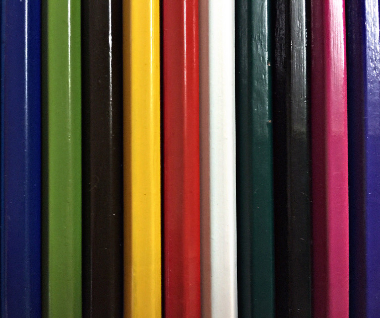 #wpptexture #colorful #pencils #leadinglines