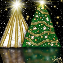 digitaldrawing digitalart christmas