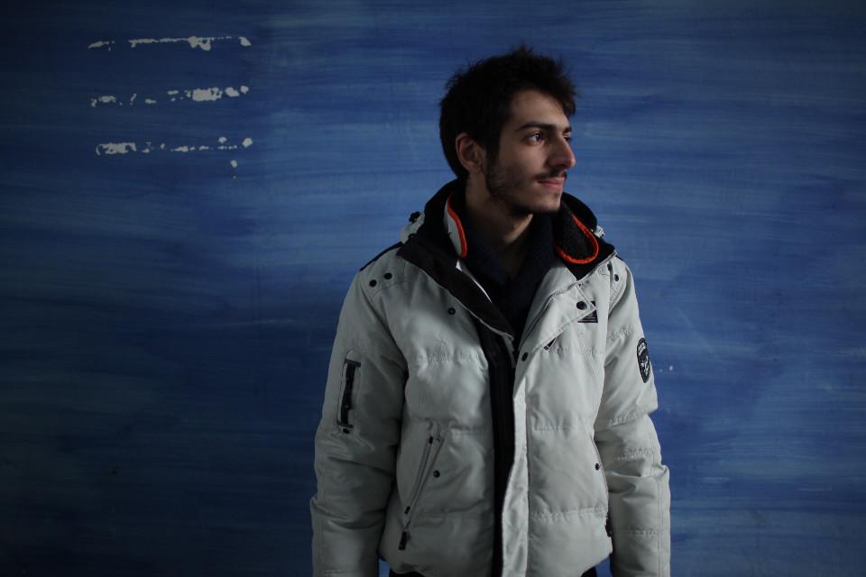 #freetoedit #portrait #winter