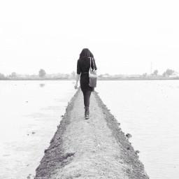 walking walk road