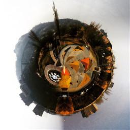 evn panorama 360 picsart colorful