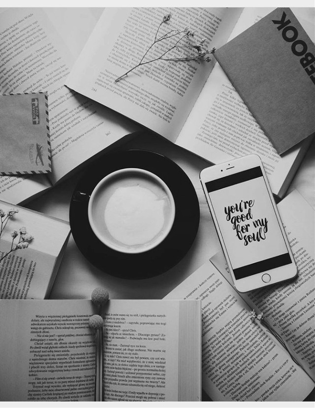 #blackandwhite #coffe #Books  #cute #winter #cold #Learning