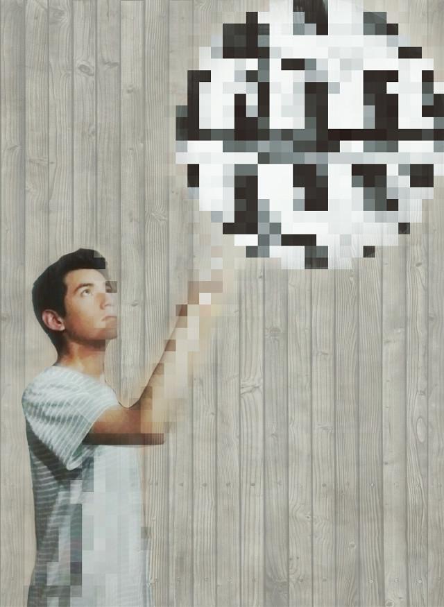 #Pixelize