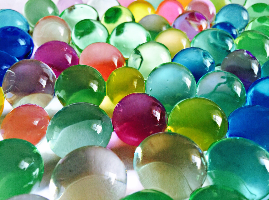 #waterballs  #colorful #photography