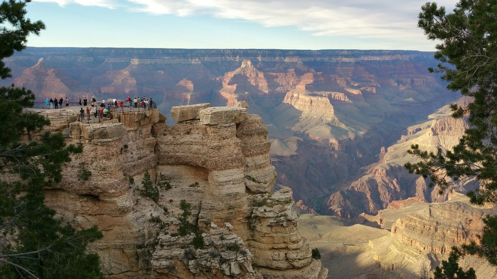 Beautiful Grand Canyon Arizona, Oct. 2015  Thank u for your vote  #wpplandscape