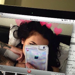 lovestruck mac photobooth hearts mami