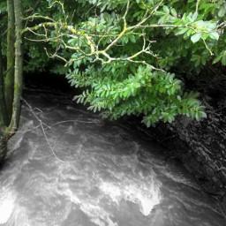 travel rain nature photography river