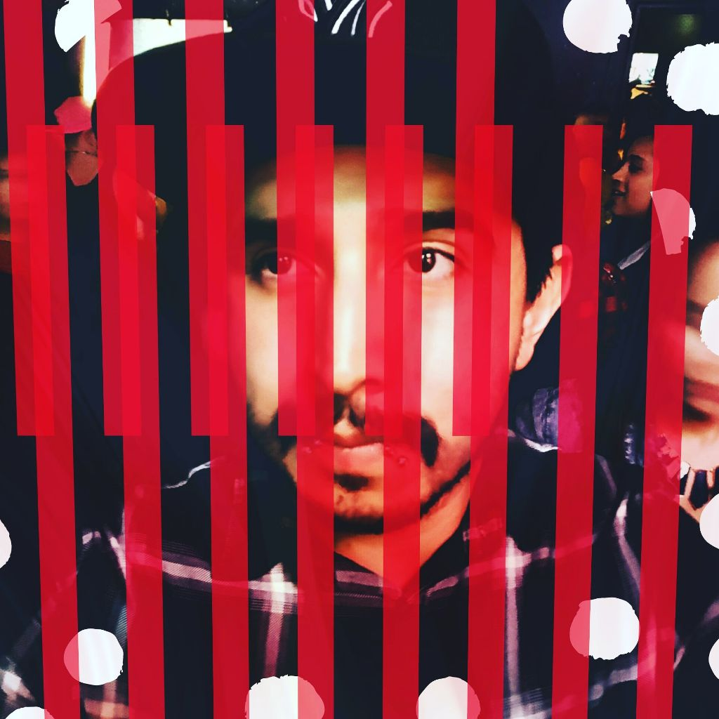#red #bars #dark #artlife #chaos #life #cut #photography #colorsplash #emotions #love #music