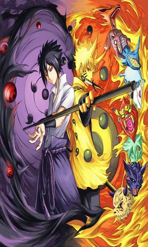 La classe sasuke naruto kyubi demon uchiwa sharin - Sasuke uchiwa demon ...