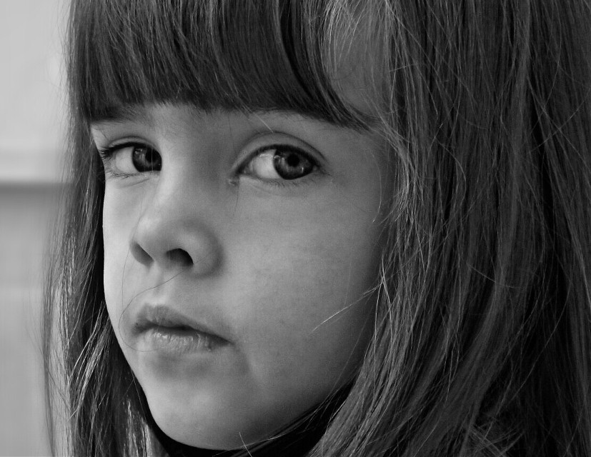 #photography #portrait #blackandwhite  #hdr #child