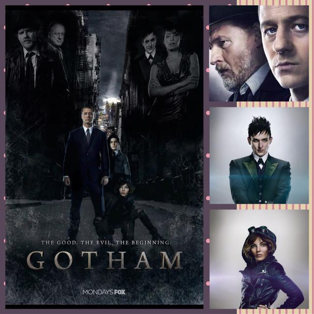 Gotham 🎉😝 #series #gothamcity #gothamsirens
