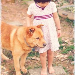 kindness dog love butterscotch