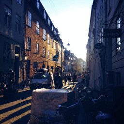 city sun copenhagen beautiful sunlight