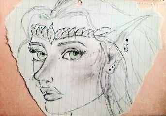 pencilart drawing