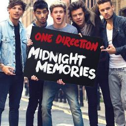 onedirection midnightmemories album coverphoto