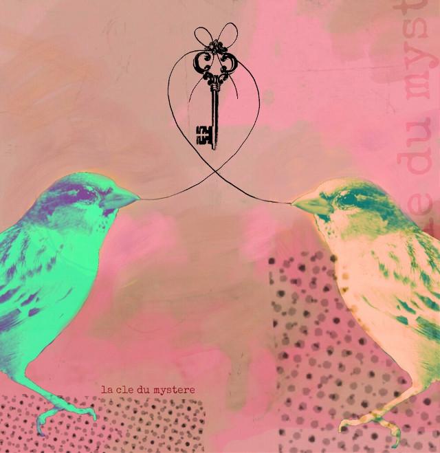 La cle du mystere 2 #birds #clipart