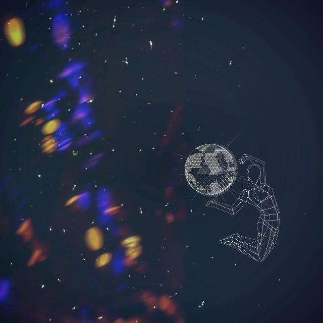 #art #jump #earth