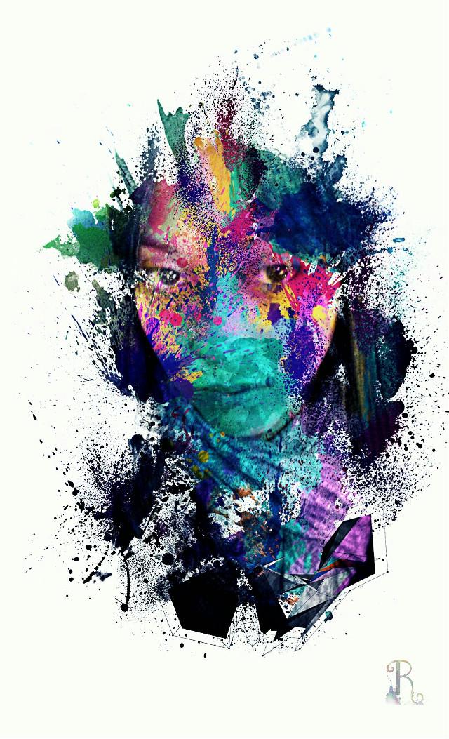 #colorsplash #creatividad #digitalart