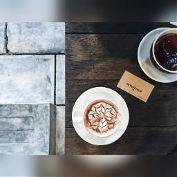 latte chocolate hotchocolate tea photography