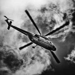 action helicopter blackandwhite adrenaline squared