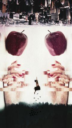 fteapple apple city trees
