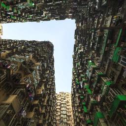 art interesting buildings architecture hongkong