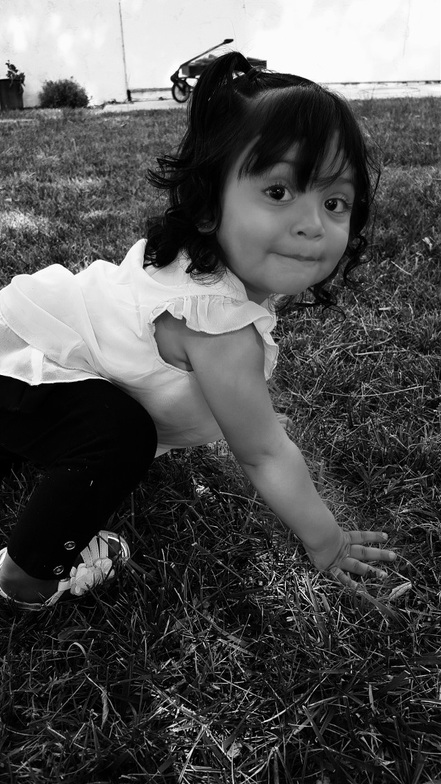 #baby  #littlegirl  #babygirl  #infant  #mygirl  #grandchild  #blackandwhite   #outdoors  #people   #emotions    #photography