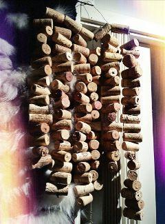 cork bottlestopper