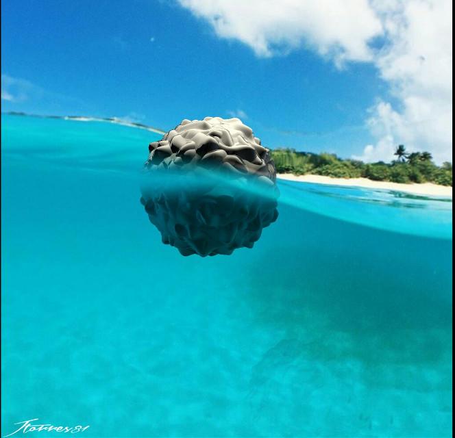 Icacos Island,Puerto Rico  #beach   #nature   #photography   #travel    #editbyme   #unreal   #atomic #picsart