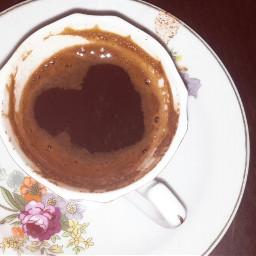 coffee love heart you