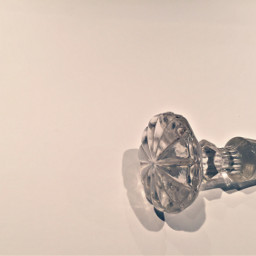 minimal old glass bottlecap photography