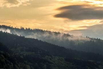 landscape sunrise nature freetoedit