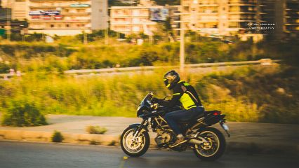 motion sports motorcycle biker blurry
